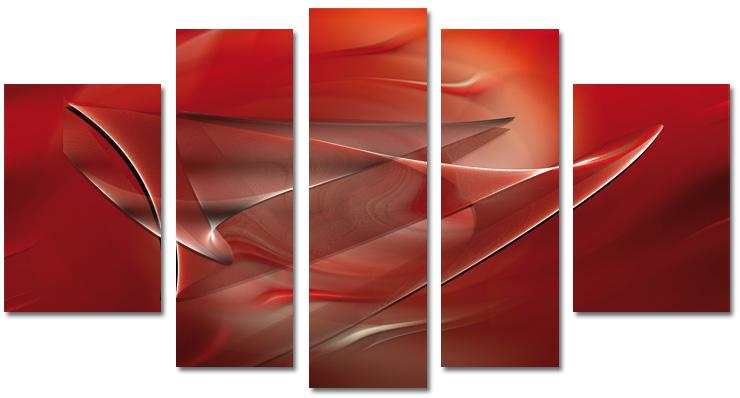 Modern Oil Paintings on canvas abstract painting -set08139