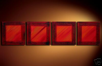 Modern Oil Paintings on canvas abstract painting -set08175
