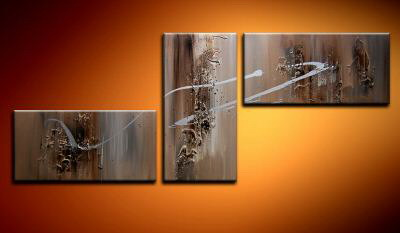 Modern Oil Paintings on canvas abstract painting -set09009
