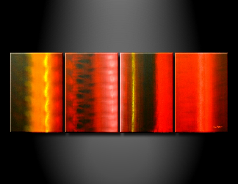 Modern Oil Paintings on canvas abstract painting -set09043