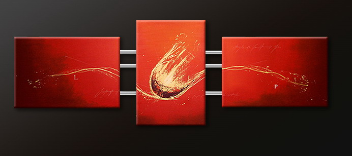 Modern Oil Paintings on canvas abstract painting -set09090