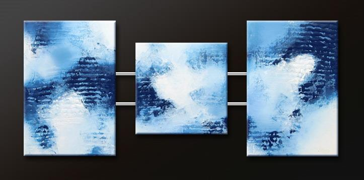 Modern Oil Paintings on canvas abstract painting -set09142