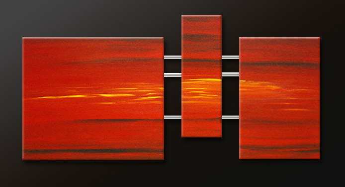 Modern Oil Paintings on canvas abstract painting -set09180