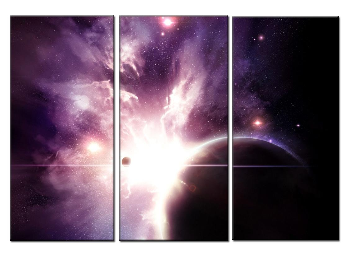 Modern Oil Paintings on canvas abstract painting -set10009