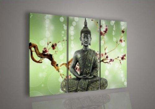 Contemporary zen art Buddha painting Buddha001