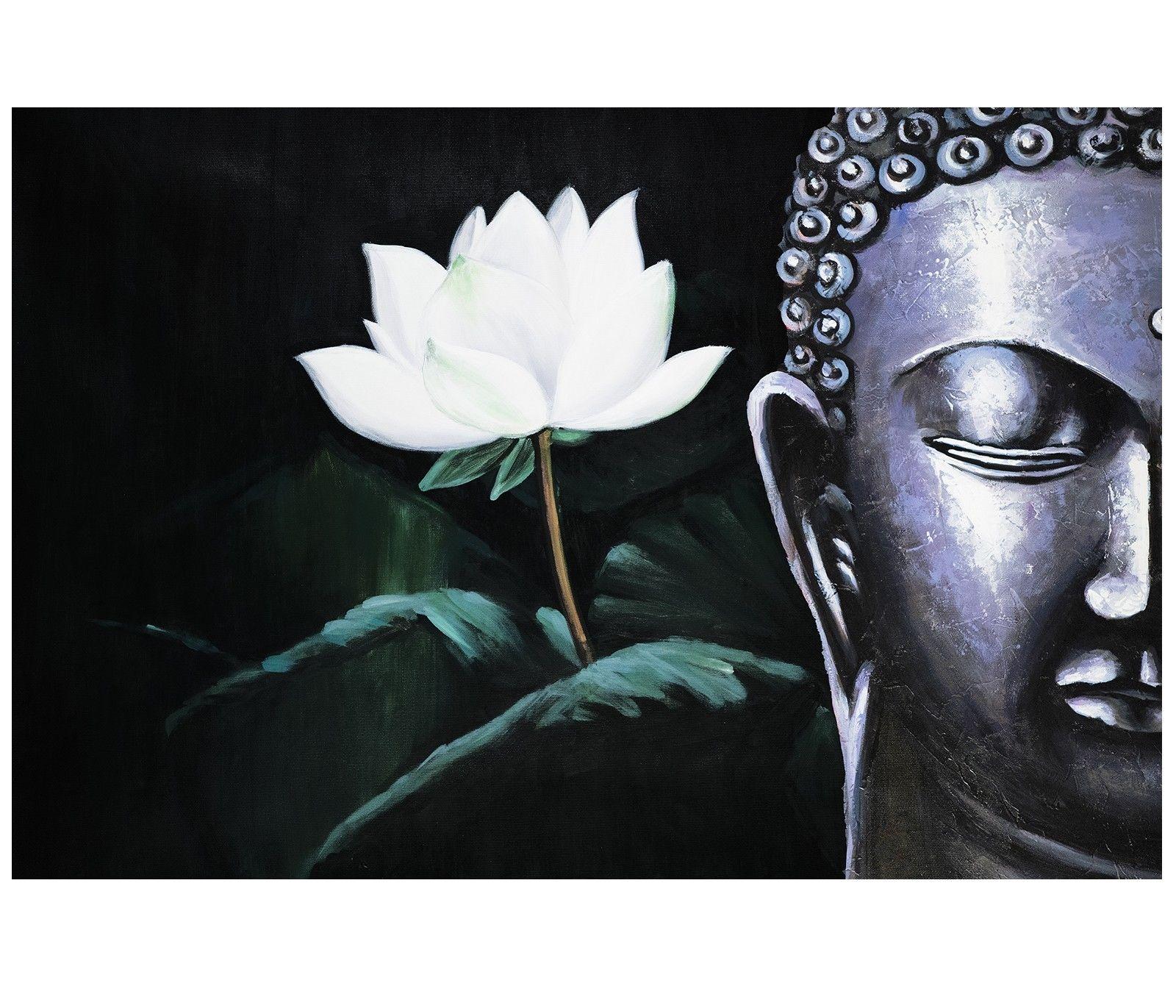 Contemporary zen art Buddha painting Buddha019