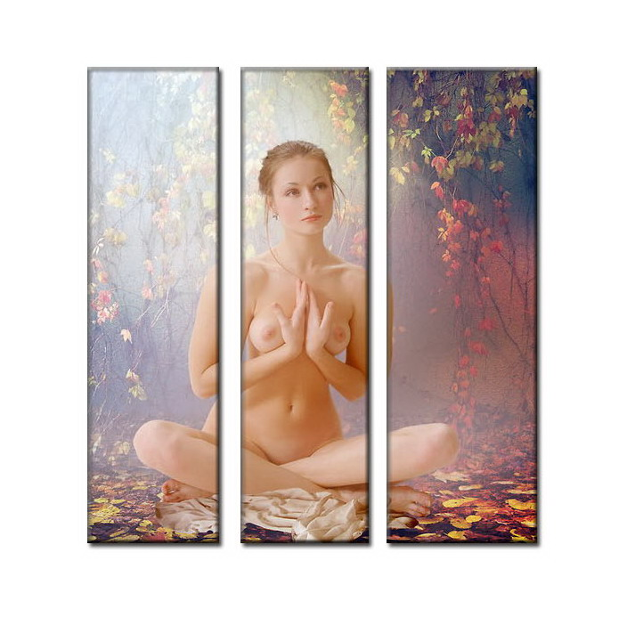 Nude girl oil painting nude019