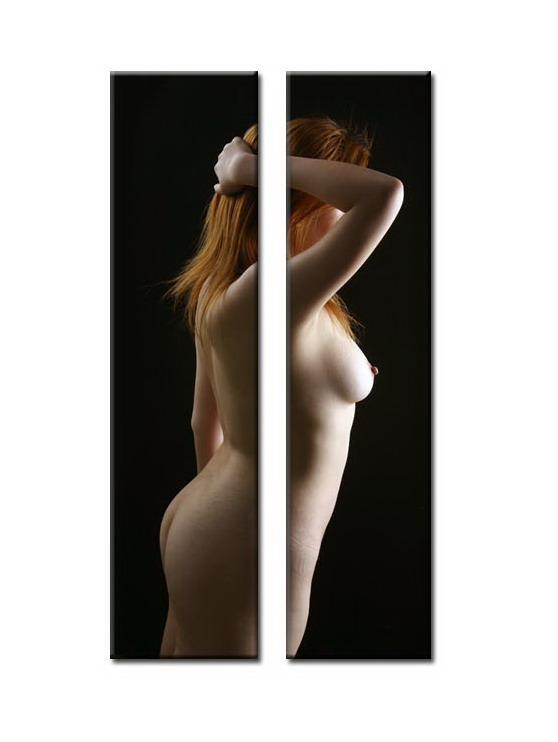 Nude girl oil painting nude021