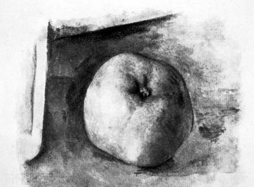 Pablo Picasso Classical Oil Paintings Apple Realism