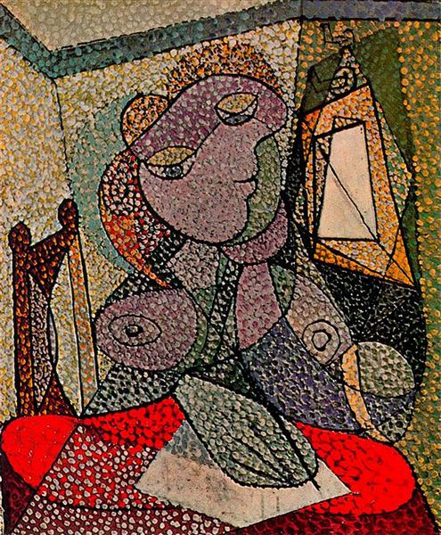 Pablo Picasso Portrait Of Woman Portrait De Femme Surrealism