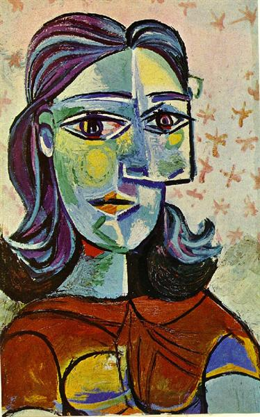 Pablo Picasso Oil Paintings Untitled Female Portraits 1939