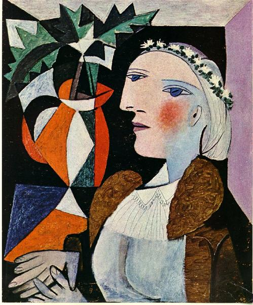 Pablo Picasso Paintings Untitled Portraits Marie Therese Walter