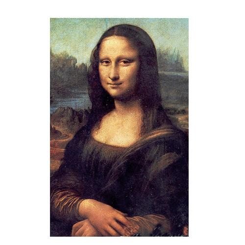 dafen oil painting on canvas Mona Lisa -classic001
