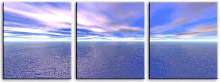 Dafen Oil Painting on canvas seascape paintings -set074