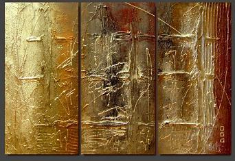 Dafen Oil Painting on canvas abstract -set128