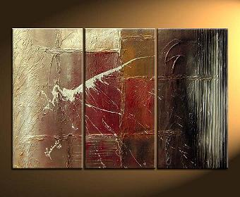 Dafen Oil Painting on canvas abstract -set129