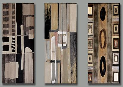 Dafen Oil Painting on canvas abstract -set161