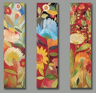 Dafen Oil Painting on canvas abstract -set164