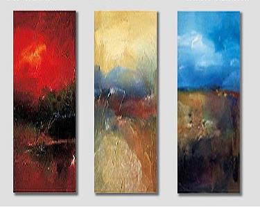 Dafen Oil Painting on canvas abstract -set172