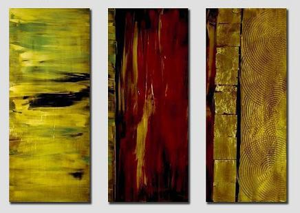 Dafen Oil Painting on canvas abstract -set174