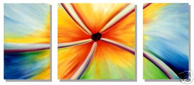 Dafen Oil Painting on canvas abstract -set229