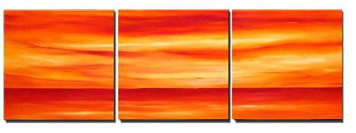 Dafen Oil Painting on canvas abstract -set262