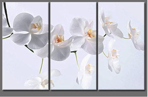 Dafen Oil Painting on canvas flower -set304