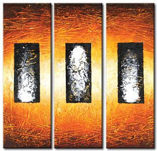 Dafen Oil Painting on canvas abstract -set384