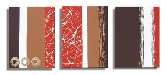 Dafen Oil Painting on canvas abstract -set421