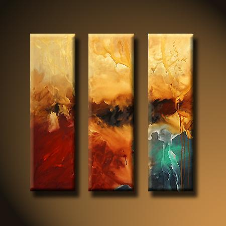 Dafen Oil Painting on canvas abstract -set426