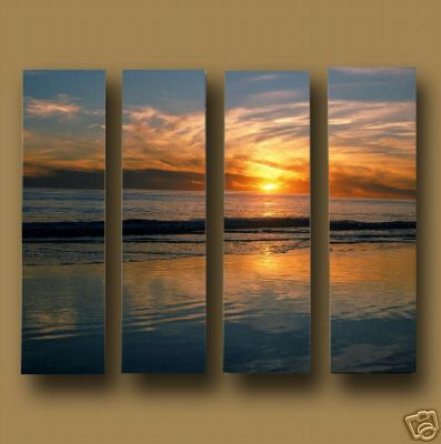 Dafen Oil Painting on canvas seascape -set451