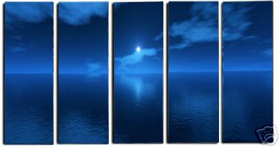 Dafen Oil Painting on canvas seascape painting -set456