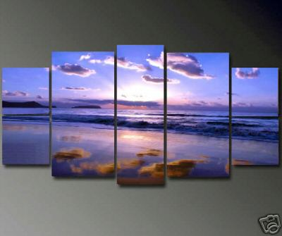 Dafen Oil Painting on canvas seascape painting -set661