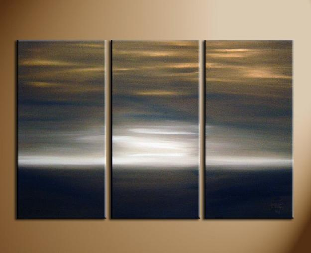 Dafen Oil Painting on canvas seascape painting -set690