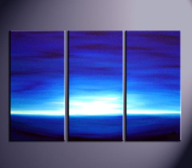 Dafen Oil Painting on canvas seascape painting -set701